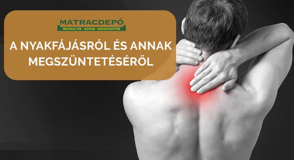 nyaki merevség és fájdalom